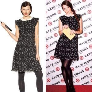 Kate Young for Target holiday dress Medium sparkle